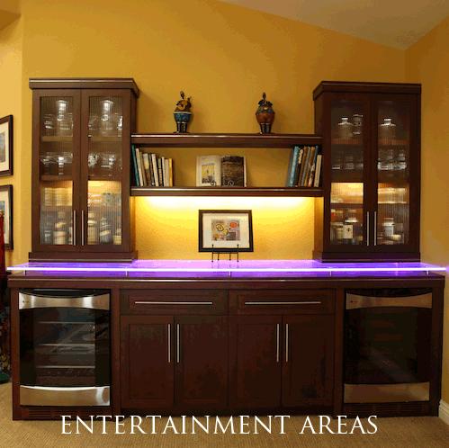 Haynes Cabinet Design - Custom Cabinets