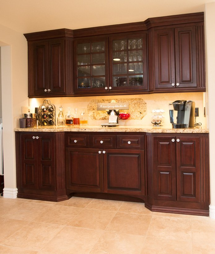 frameless-custom-cabinets-granite-kitchen-traditional-doors