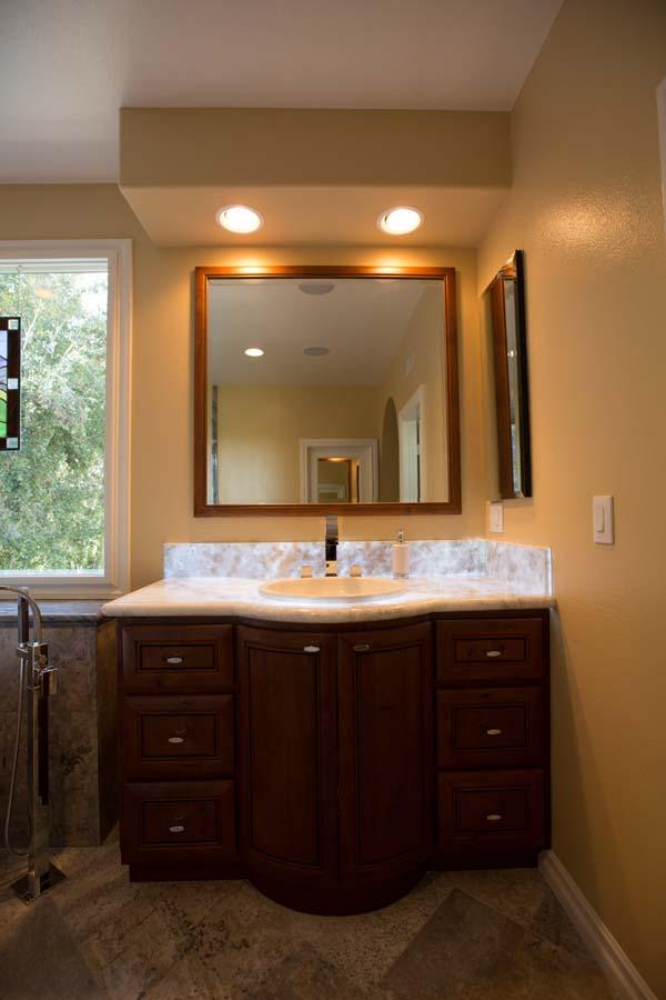 Custom Coto De Caza, Master Bathroom Los Angeles