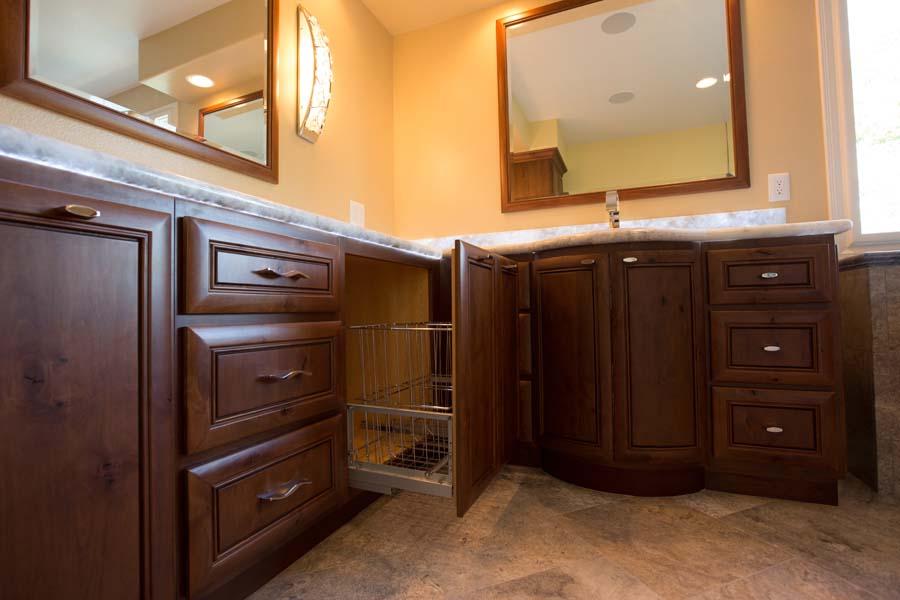 Custom Coto De Caza, Master Bathroom Inland Empire