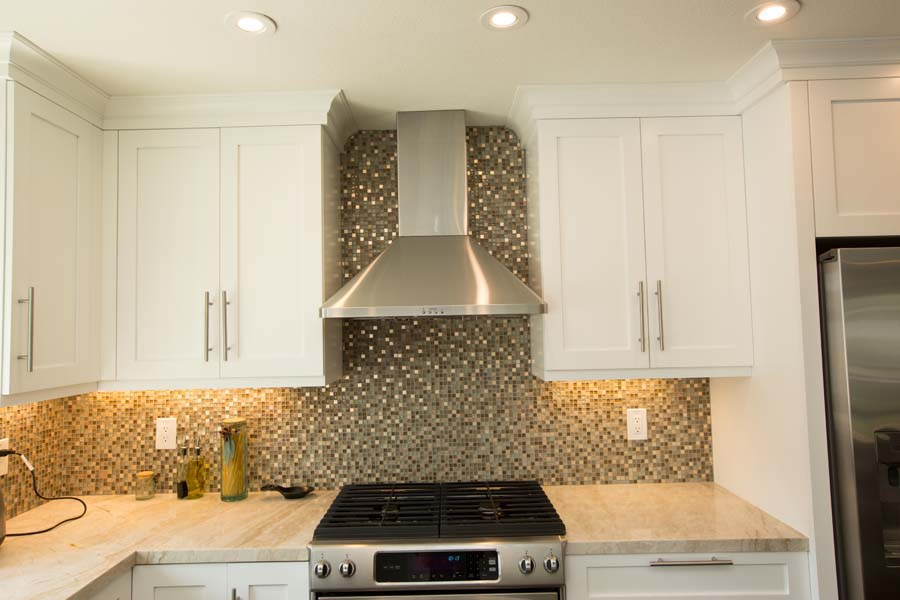 Frameless Custom Cabinets White Kitchen Haynes Cabinet