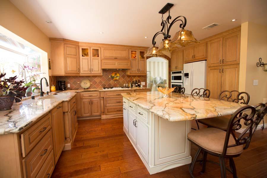 Custom Standard Fraceframe Traditional Kitchen Cabinets Gjw